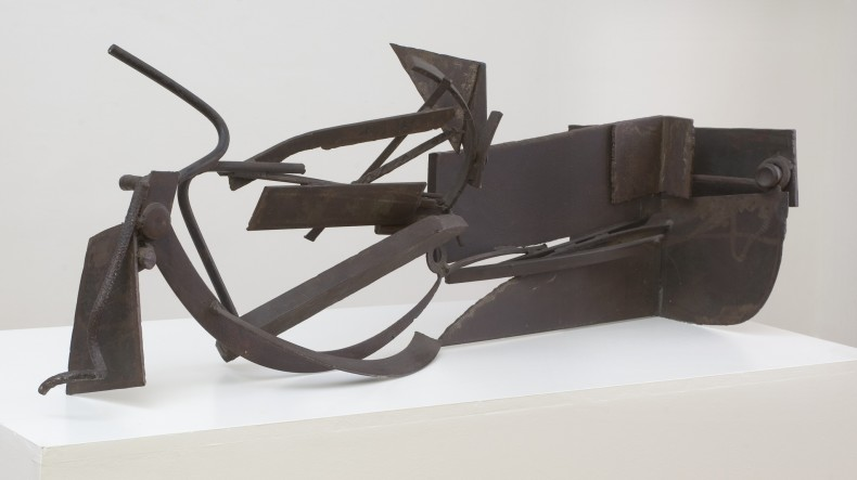 Anthony Caro, Writing Piece 'Furthermore', 1979