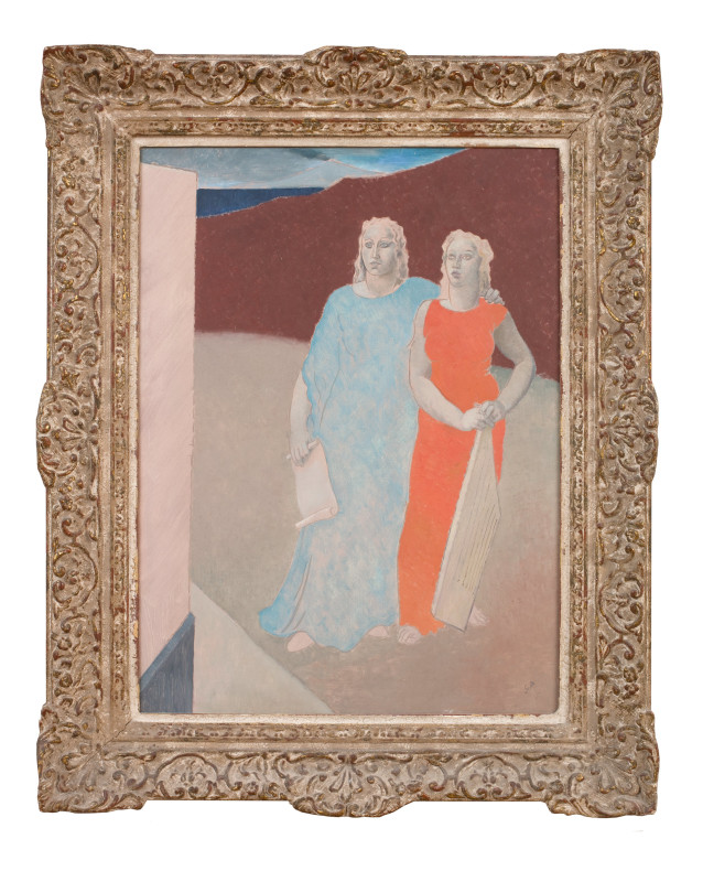 <span class=%22title%22>Two Muses at the Tomb of a Poet<span class=%22title_comma%22>, </span></span><span class=%22year%22>1937</span>
