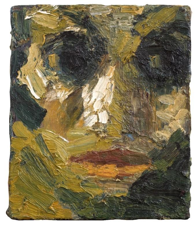 Thomas Newbolt, Head II, 2012