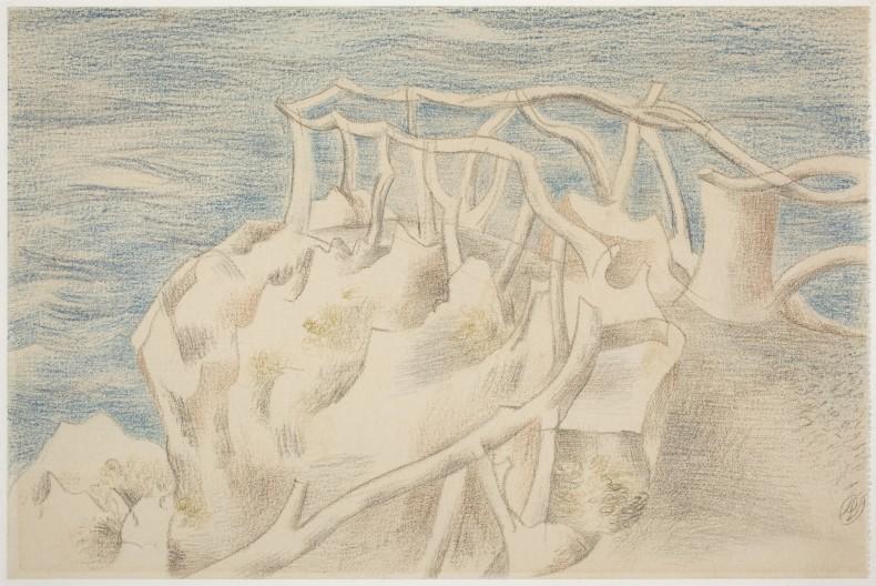 Paul Nash, Cros de Cagnes, c. 1926
