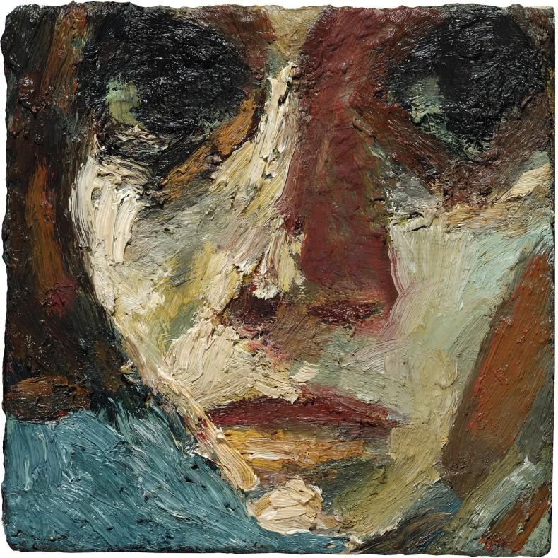 Thomas Newbolt, Head III, 2008