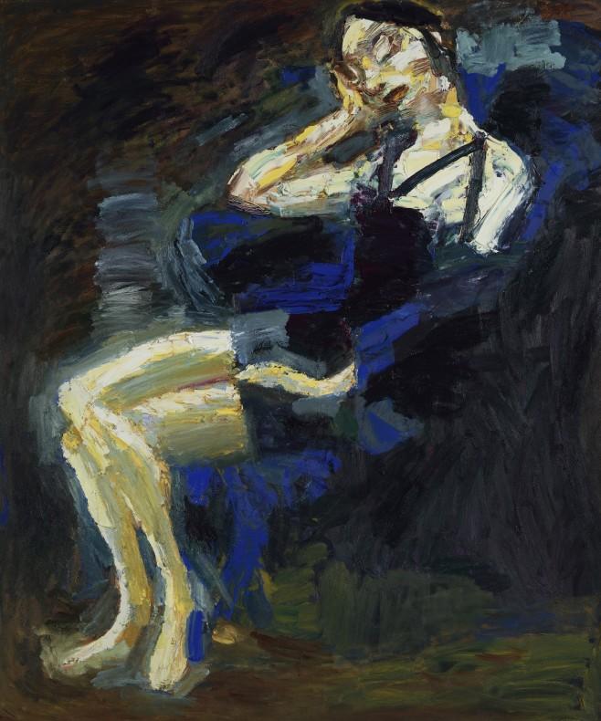 Thomas Newbolt, Figure IV, 2015