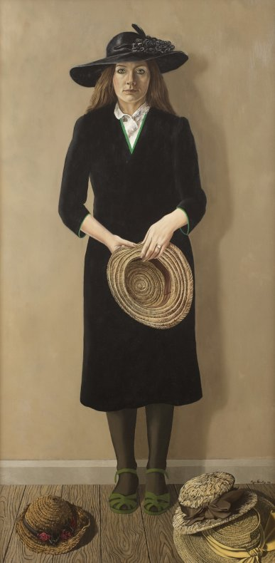 <span class=%22title%22>Lady with Hats</span>
