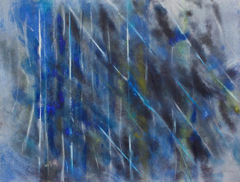 John Golding, Untitled (Maquette II), 1984
