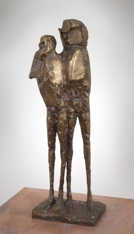 Elisabeth Frink, Assassins I, 1963