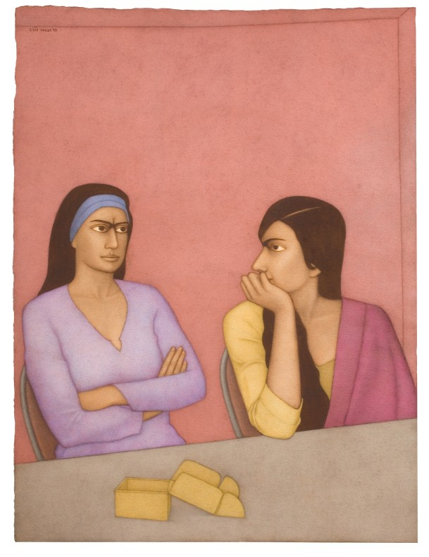 Shanti Panchal, The Dialogue, 2016
