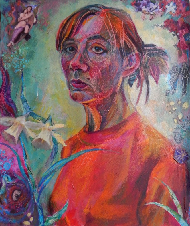 Amanda Mann, Artist-Scientist-Animist  £ 2,400