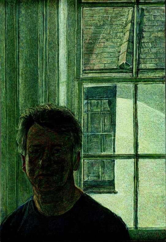 Antony Williams, Contre Jour Self-Portrait  £ 8,000