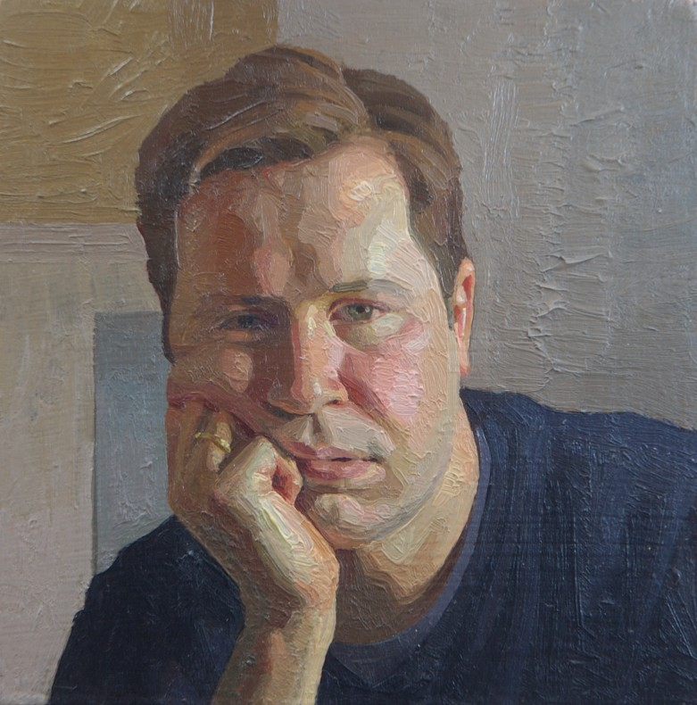 Benjamin Sullivan, Self-Portrait  £ 2,400