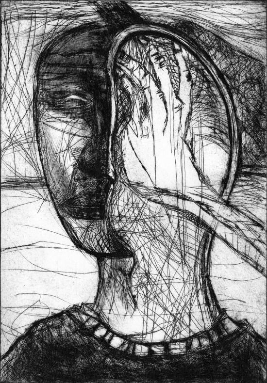 Derek Mawudoku, Portrait  £ 1,100