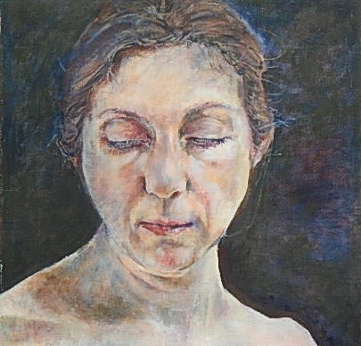 Helen Martin, Self-Portrait  SOLD