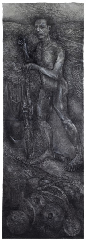 Glenn Sujo, Self with Eve (Self in Kidron)  £36,000