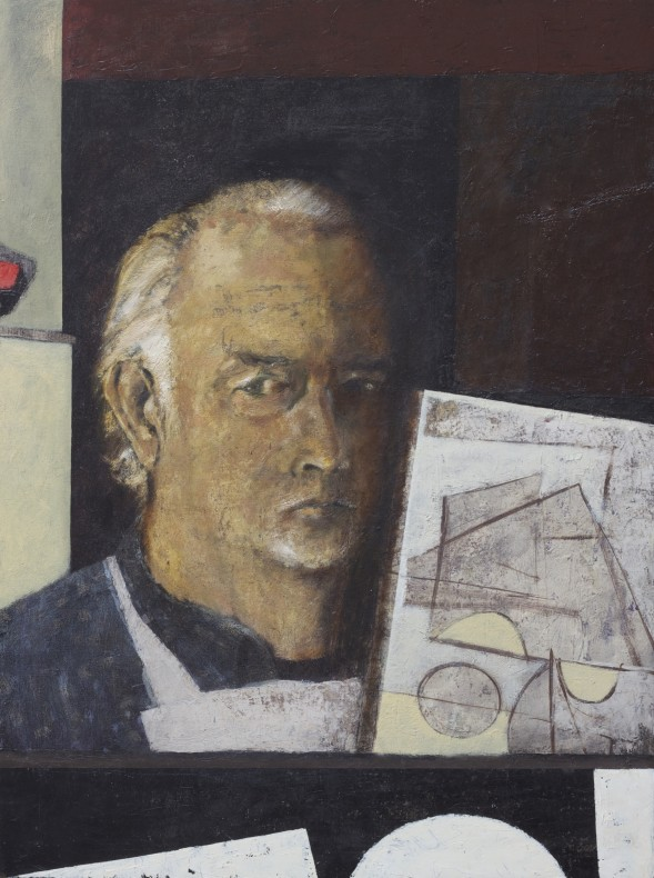 Jeremy Annear, Self-Portrait  £ 8,000