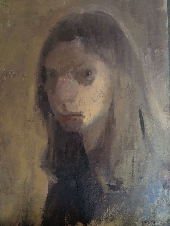 Naomi Grant, Self-Portrait  £ 2,000