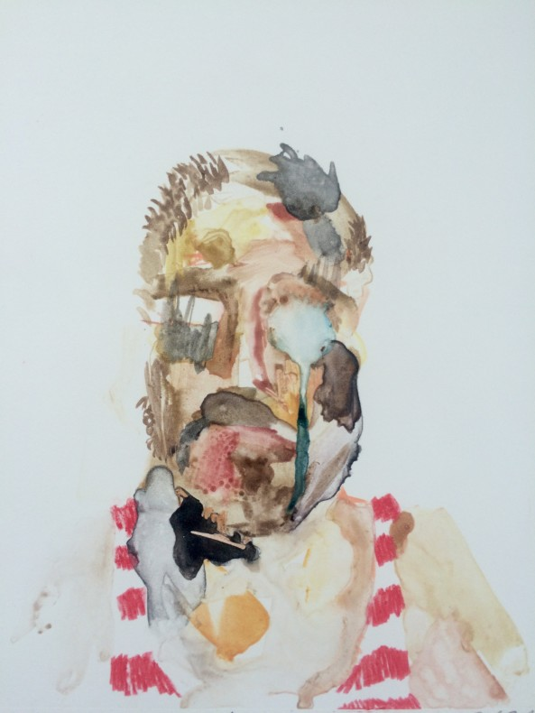 Randall Bretzin, Self  On loan from the collection of Monica Cahilly