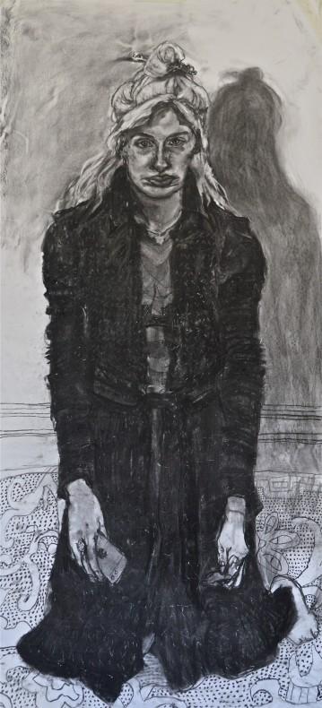 Rebecca Harper, The Mirror's Image  £ 5,000