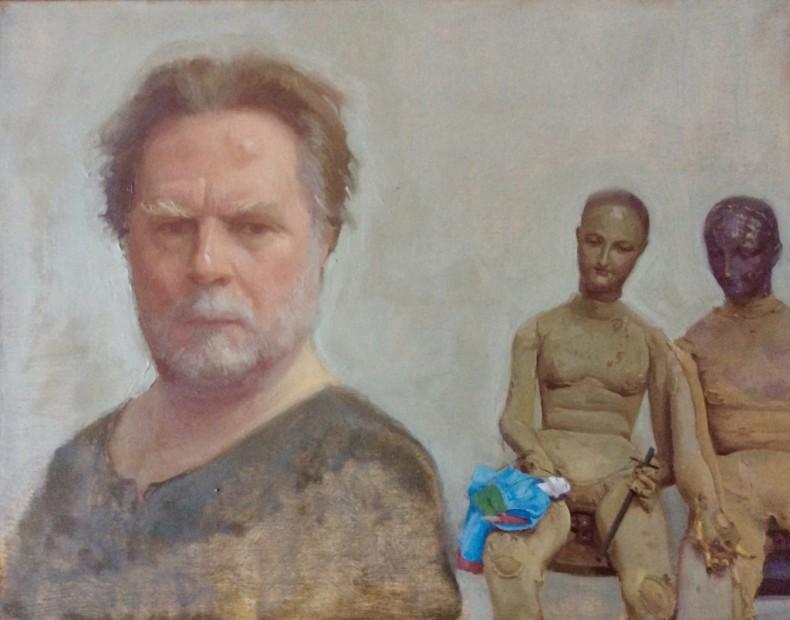 Robbie Wraith, Studio Portrait  £ 10,000