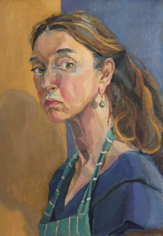 Stella Agnew, Self-Portrait  £ 5,000
