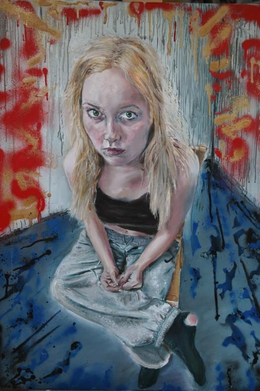 Zoe Lambert, Interrogation  £ 800