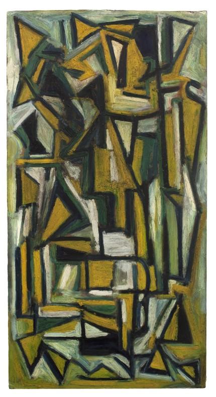 Leo Davy, Organic Form, 1953