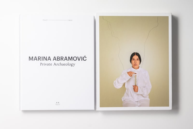 Marina Abramović, Private Archeology