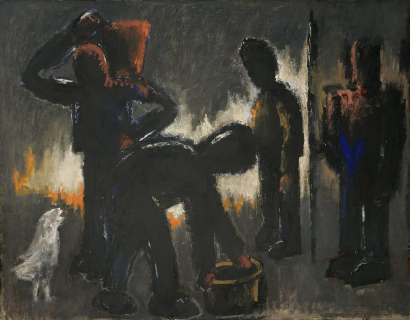 Josef Herman | Flowers Gallery