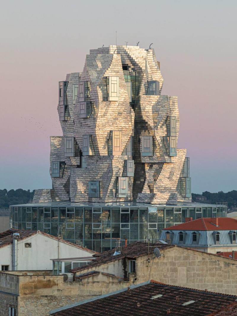 LUMA Arles<br>