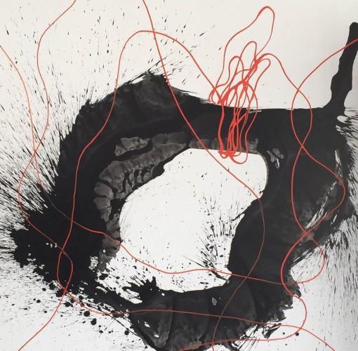 <div class=&#34;artist&#34;><strong>Qin Feng</strong></div> (b. 1961) <div class=&#34;title&#34;><em>Landscape of Desire No. 31</em>, 2013</div> <div class=&#34;medium&#34;>Acrylic on linen</div> <div class=&#34;dimensions&#34;>200 x 200 cm; (78 3/4 x 78 3/4 in.)</div>