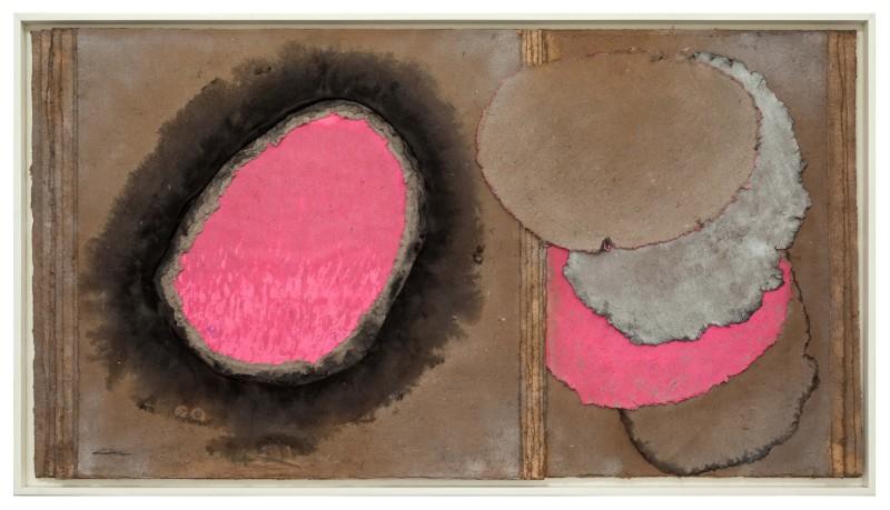 <div class=&#34;artist&#34;><strong>Qin Feng</strong></div> (b. 1961) <div class=&#34;title&#34;><em>Desire Scenery No. 047</em>, 2014</div> <div class=&#34;medium&#34;>Acrylic on silk cotton paper</div> <div class=&#34;dimensions&#34;>153 x 283 cm; (60 1/4 x 111 3/8 in.)</div>