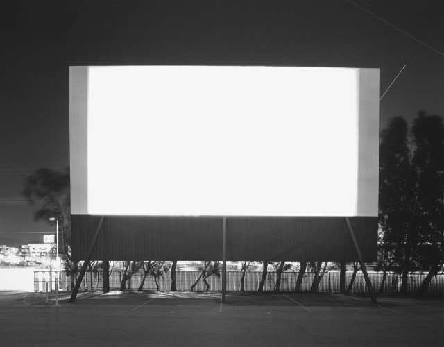<div class=&#34;artist&#34;><strong>Hiroshi Sugimoto</strong></div> (b. 1948) <div class=&#34;title&#34;><em>Winnetika Drive-In, Paramount</em>, 1993</div> <div class=&#34;signed_and_dated&#34;>Blindstamped with title, date and number</div> <div class=&#34;medium&#34;>Gelatin silver print</div> <div class=&#34;dimensions&#34;>50.8 x 61 cm; (20 x 24 in.)</div> <div class=&#34;edition_details&#34;>Edition of 25 (#20/25)</div>