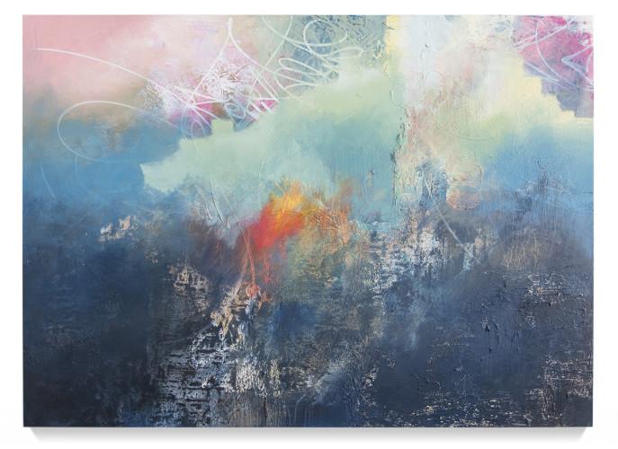 <div class=&#34;artist&#34;><strong>José Parlá</strong></div> (b. 1973) <div class=&#34;title&#34;><em>Memory</em>, 2016</div>