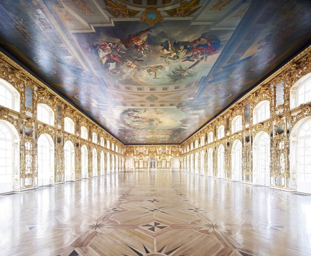 <div class=&#34;artist&#34;><strong>Candida Höfer</strong></div> (b. 1944) <div class=&#34;title&#34;><em>Catherine Palace Pushkin St. Petersburg III 2014</em></div> <div class=&#34;medium&#34;>C-print</div> <div class=&#34;dimensions&#34;>180 x 210 cm; (70 7/8 x 82 5/8 in.)</div> <div class=&#34;edition_details&#34;>Edition of 6</div>