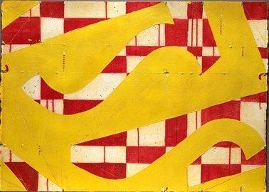 <div class=&#34;artist&#34;><strong>Caio Fonseca</strong></div> (b. 1959) <div class=&#34;title&#34;><em>Pietrasanta Painting P05.27</em>, 2005</div> <div class=&#34;medium&#34;>Gouache on paper</div> <div class=&#34;dimensions&#34;>76.2 x 106.68 cm; (30 x 42 in.)</div>