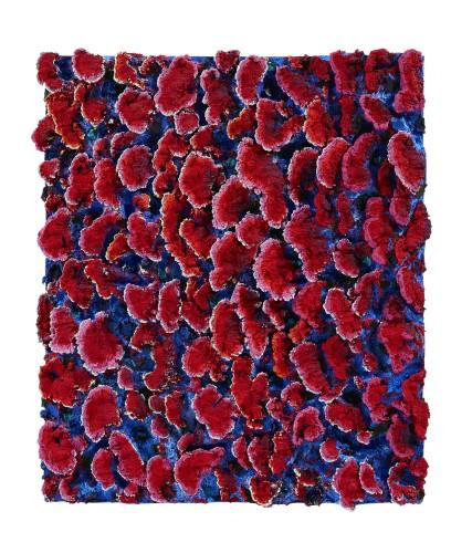 <div class=&#34;artist&#34;><strong>Nabil Nahas</strong></div> (b. 1949) <div class=&#34;title&#34;>Untitled, 2017</div> <div class=&#34;medium&#34;>Acrylic on canvas</div> <div class=&#34;dimensions&#34;>83.8 x 71.1 cm; (33 x 28 in.)</div>