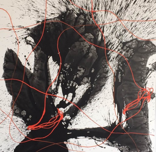 <div class=&#34;artist&#34;><strong>Qin Feng</strong></div> (b. 1961) <div class=&#34;title&#34;><em>Landscape of Desire No. 29</em>, 2013</div> <div class=&#34;medium&#34;>Acrylic on linen</div> <div class=&#34;dimensions&#34;>200 x 200 cm; (78 3/4 x 78 3/4 in.)</div>