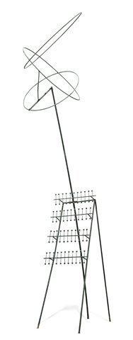 <div class=&#34;artist&#34;><strong>Fausto Melotti</strong></div> (1901 - 1986) <div class=&#34;title&#34;><em>I Luoghi Deputati</em>, 1976</div> <div class=&#34;medium&#34;>Copper</div> <div class=&#34;dimensions&#34;>655.1 x 100 x 130 cm; (257 7/8 x 39 3/8 x 51 1/8 in.)</div>