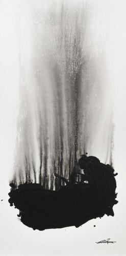 <div class=&#34;artist&#34;><strong>Qin Feng</strong></div> (b. 1961) <div class=&#34;title&#34;><em>The Fallen Angel No. 9</em>, 2013</div> <div class=&#34;medium&#34;>Propylene on linen</div> <div class=&#34;dimensions&#34;>200 x 100 cm; (78 3/4 x 39 3/8 in.)</div>