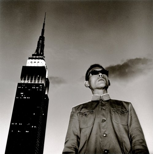 <div class=&#34;artist&#34;><strong>Tseng Kwong Chi</strong></div> (1950 - 1990) <div class=&#34;title&#34;><em>New York, New York (Empire State)</em>, 1979</div> <div class=&#34;medium&#34;>Silver gelatin print</div> <div class=&#34;dimensions&#34;>91.44 x 91.44 cm; (36 x 36 in.)</div> <div class=&#34;edition_details&#34;>Edition of 9 + 2 AP</div>