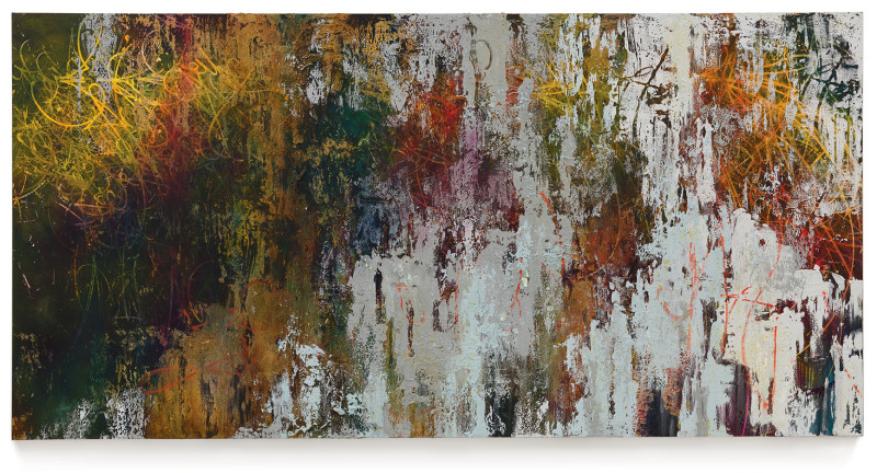 <div class=&#34;artist&#34;><strong>José Parlá</strong></div> (b. 1973) <div class=&#34;title&#34;><em>Broken Language </em>, 2013</div>