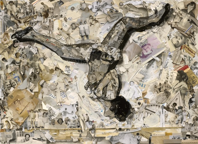<div class=&#34;artist&#34;><strong>Vik Muniz</strong></div> (b. 1961) <div class=&#34;title&#34;><em>Flip (Album)</em>, 2014</div> <div class=&#34;medium&#34;>Digital C-print</div> <div class=&#34;dimensions&#34;>180.3 x 248.4 cm; (71 x 97 3/4 in.)</div> <div class=&#34;edition_details&#34;>Edition of 6 + 4 AP</div>