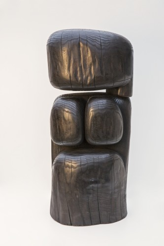 <div class=&#34;artist&#34;><strong>Wang Keping</strong></div> (b. 1949) <div class=&#34;title&#34;><em>Femme</em>, 2014</div> <div class=&#34;medium&#34;>Acacia</div> <div class=&#34;dimensions&#34;>78 x 34 x 21 cm; (30 3/4 x 13 3/8 x 8 1/4 in.)</div>