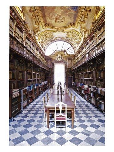 <div class=&#34;artist&#34;><strong>Candida Höfer</strong></div> (b. 1944) <div class=&#34;title&#34;><em>Biblioteca Riccardiana Firenze I 2008</em></div> <div class=&#34;medium&#34;>C-print</div> <div class=&#34;dimensions&#34;>248 x 180 cm; (97 5/8 x 70 7/8 in.)</div> <div class=&#34;edition_details&#34;>Edition of 6</div>