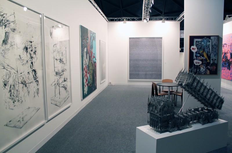 ABU DHABI ART 2011