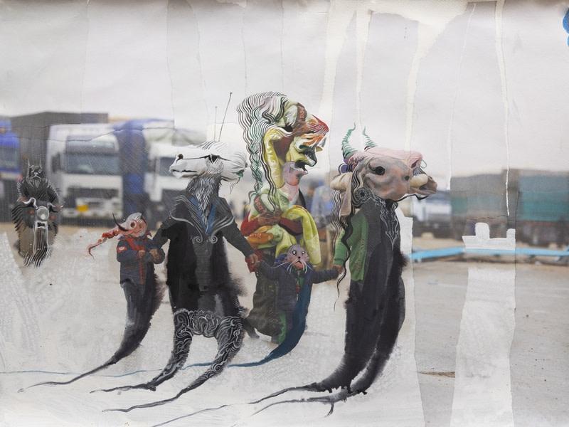 ART BASEL: ONLINE VIEWING ROOMS