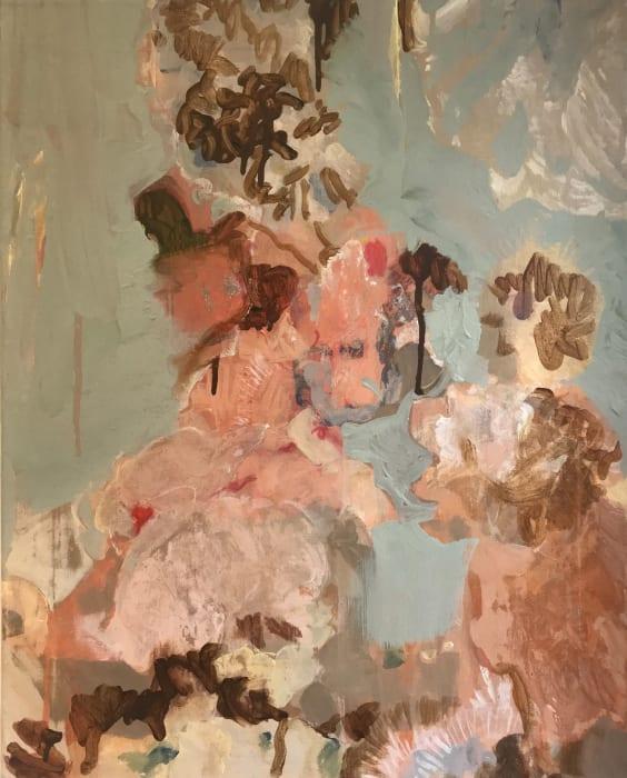 Helen Ballardie, A Garden After Fra Angelico, 2020