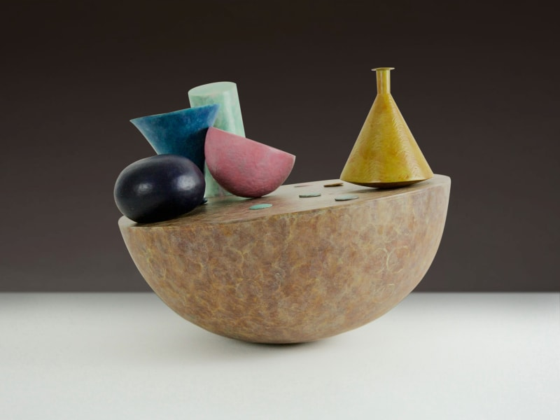 Cecilia Moore, Balancing Act I, 2020