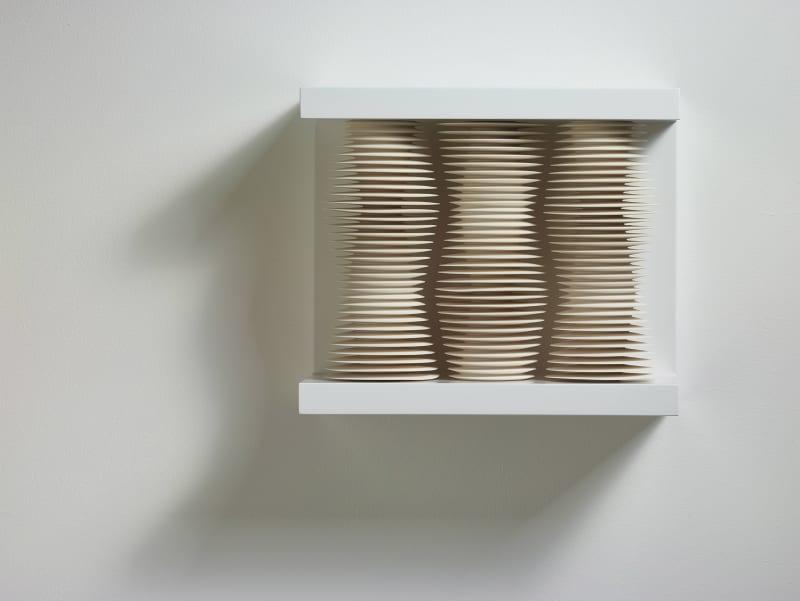 Nicholas Lees, Framed Triptych 20.08, 2020