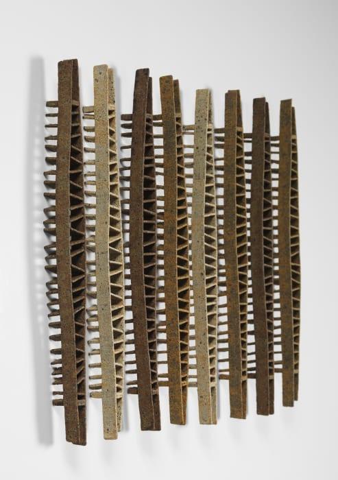 Annie Turner, Wind Against Tide - 8 Piece Wall Sculpture, 2020