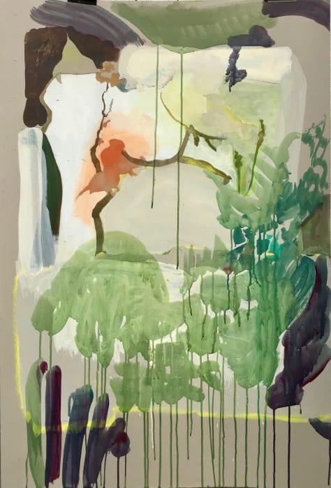 Helen Ballardie, Red Bird, 2020