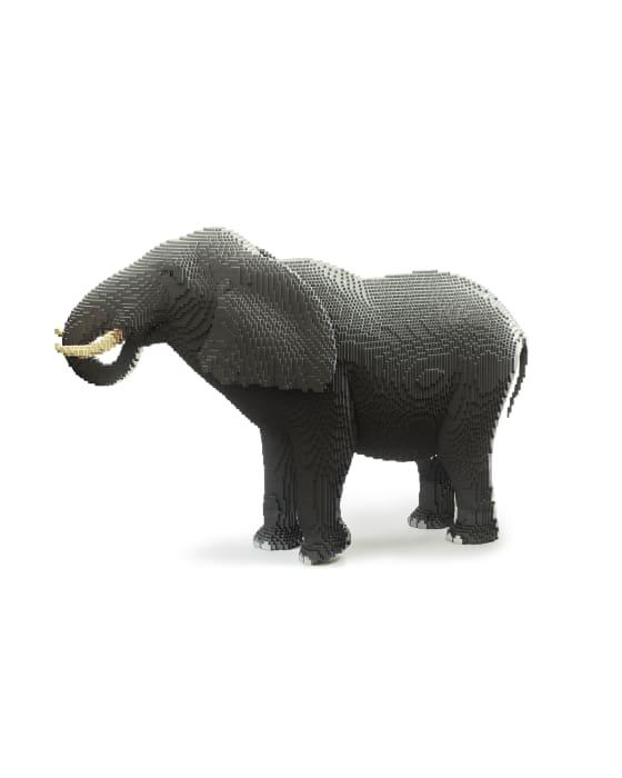Dean West & Nathan Sawaya, Elephant, 2019